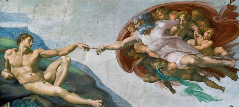 Quand le pape Jules II proposa à Michel-Ange la décoration de la voûte de la chapelle Sixtine, celui-ci ne connaissait rien à la technique de la fresque.