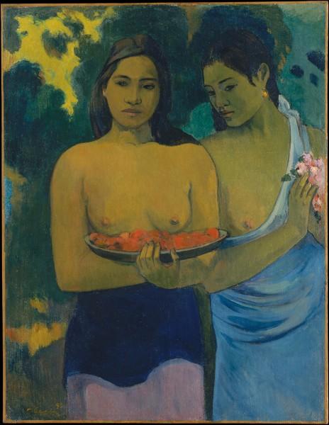 En 1891, Paul Gauguin quitta la France pour...