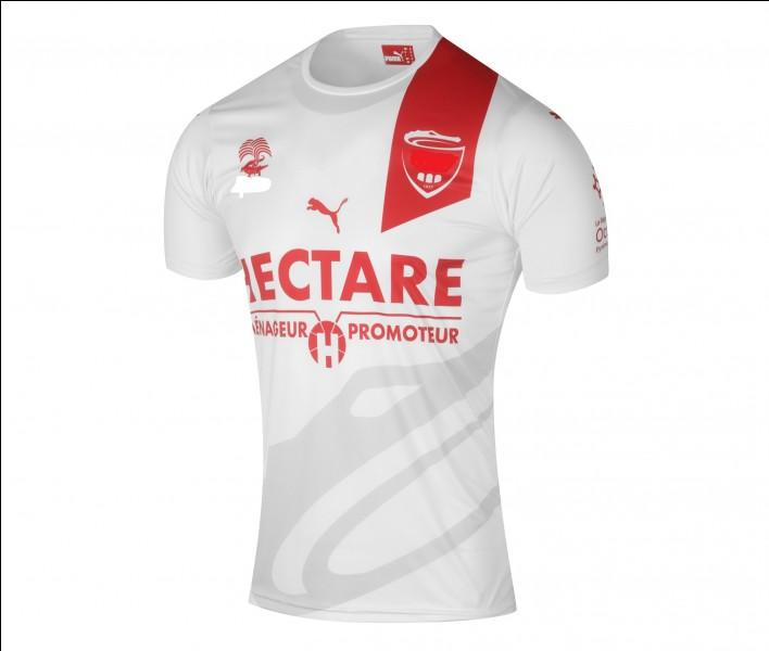 Quelle équipe possède ce maillot ?