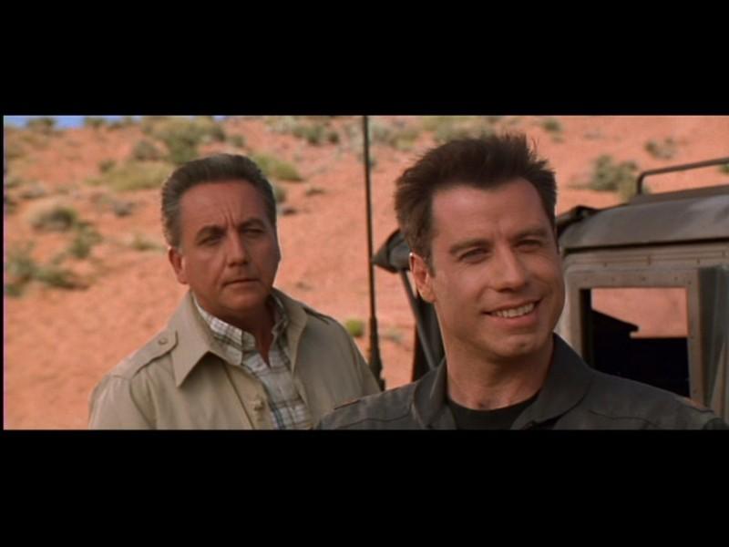 """""""Broken Arrow"""" est un film joué par Christian Slater."""