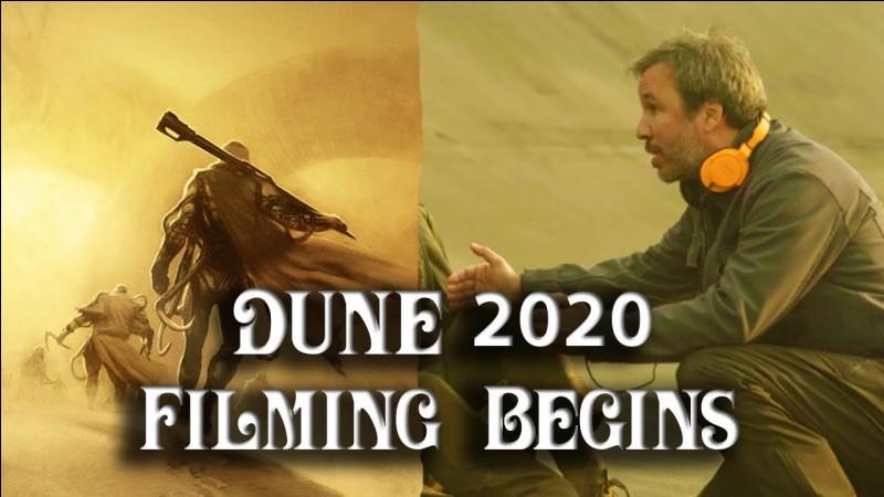 """""""Dune"""" est un film mis en scène par David Lynch."""