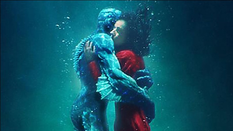 """La Forme de l'eau"" est un film mis en scène par Benicio Del Toro."