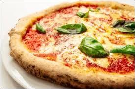 Quel fromage se trouve sur une pizza Margherita ?