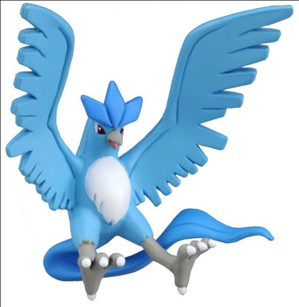 Quel(s) est/sont le(s) type(s) de ce Pokémon ?