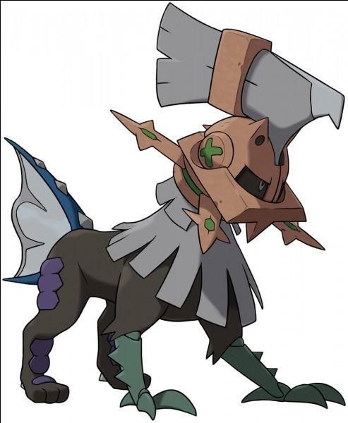 Pokémon légendaires