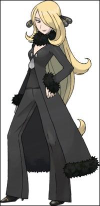 Dans ''Pokémon Platine'', l'équipe de Cynthia est composée de Spiritomb, Lucario, Milobellus, Togekiss, Carchacrok et Roserade. Mais quel Pokémon remplaçait Togekiss dans ''Diamant et Perle'' ?