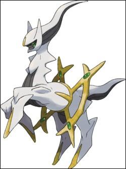 Quels furent les premiers Pokémon créés par Arceus ?
