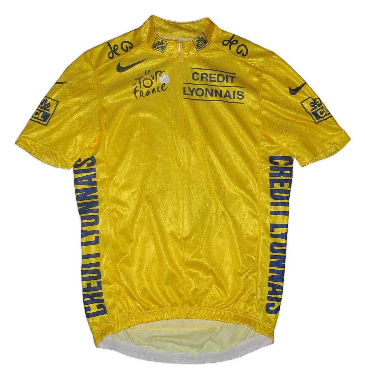 Porteurs français du maillot jaune
