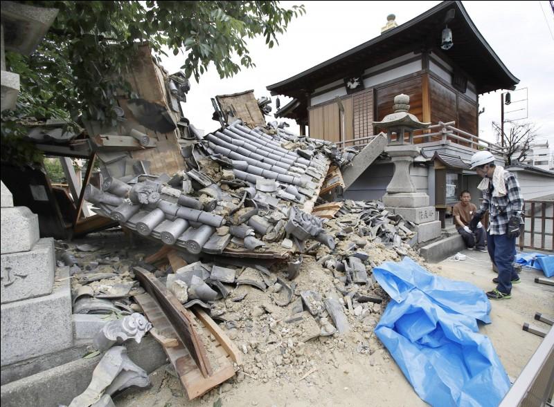 Dans quel Etat américain, des séismes ont-ils eu lieu ce même jour ?