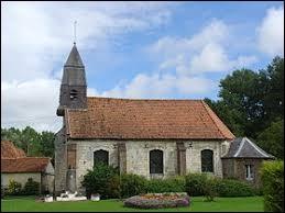 Nous sommes à présent dans les Hauts-de-France, devant l'église Saint-Thomas-de-Cantorbéry d'Aubrometz. Commune de l'arrondissement d'Arras, elle se situe dans le département ...