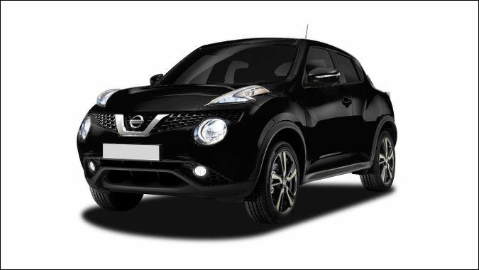 Quel est le modèle de cette Nissan ?