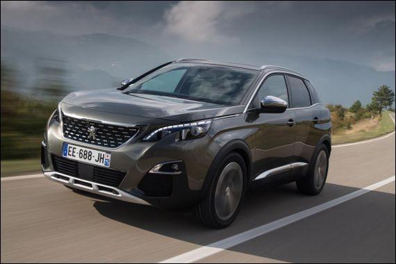 Quel est le modèle de cette Peugeot ?