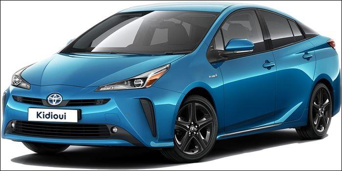Quel est le modèle de cette Toyota ?
