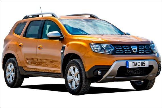 Quel est le modèle de cette Dacia ?