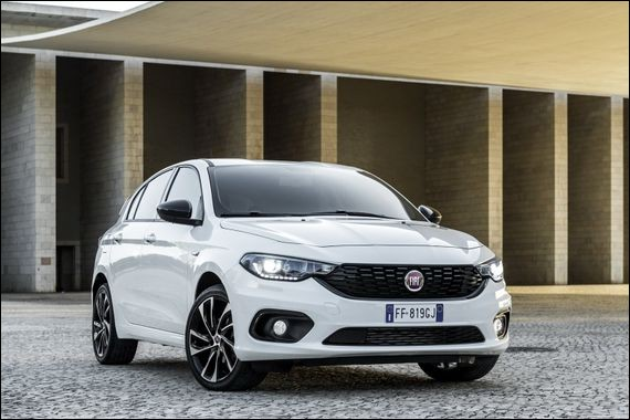 Quel est le modèle de cette Fiat ?