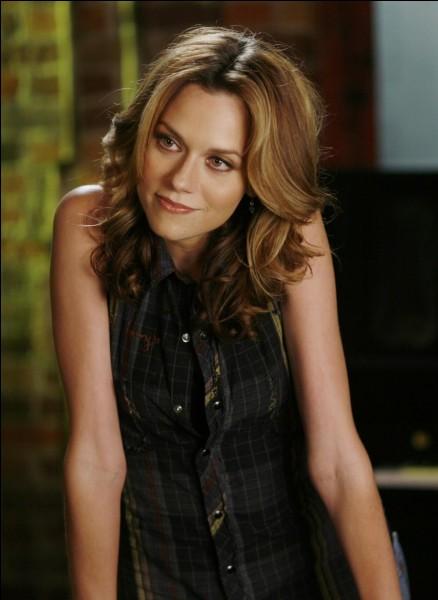 Comment Callie s'aperçoit-elle qu'Arizona vient de la tromper avec le Dr Boswell ?