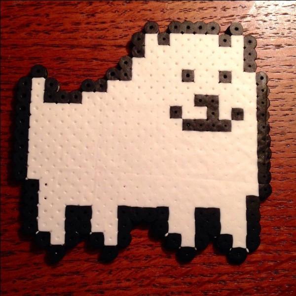 L'Annoning Dog peut-il absorber des choses ?