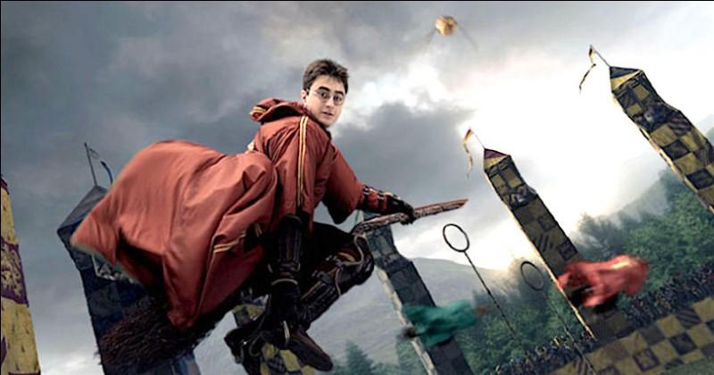 Quelles sont les positions aux Quidditch ?