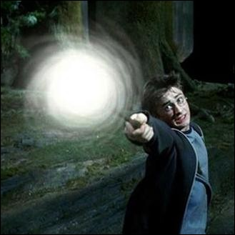 Le Patronus d'Harry Potter est...
