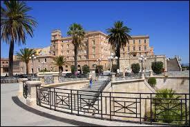 Quelle est la capitale de la Sardaigne ?