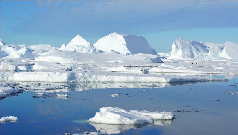 En quel mois de 2019 la fonte des glaces a-t-elle été la plus importante ? (Facile)