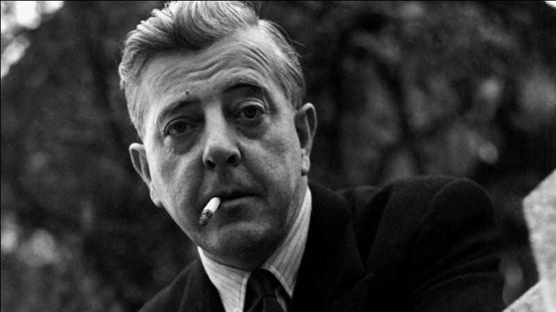 """Quel poète est l'auteur de cette citation : """"Si quelqu'un vous dit : """"Je me tue à vous le répéter, laissez-le mourir"""""""" ?"""