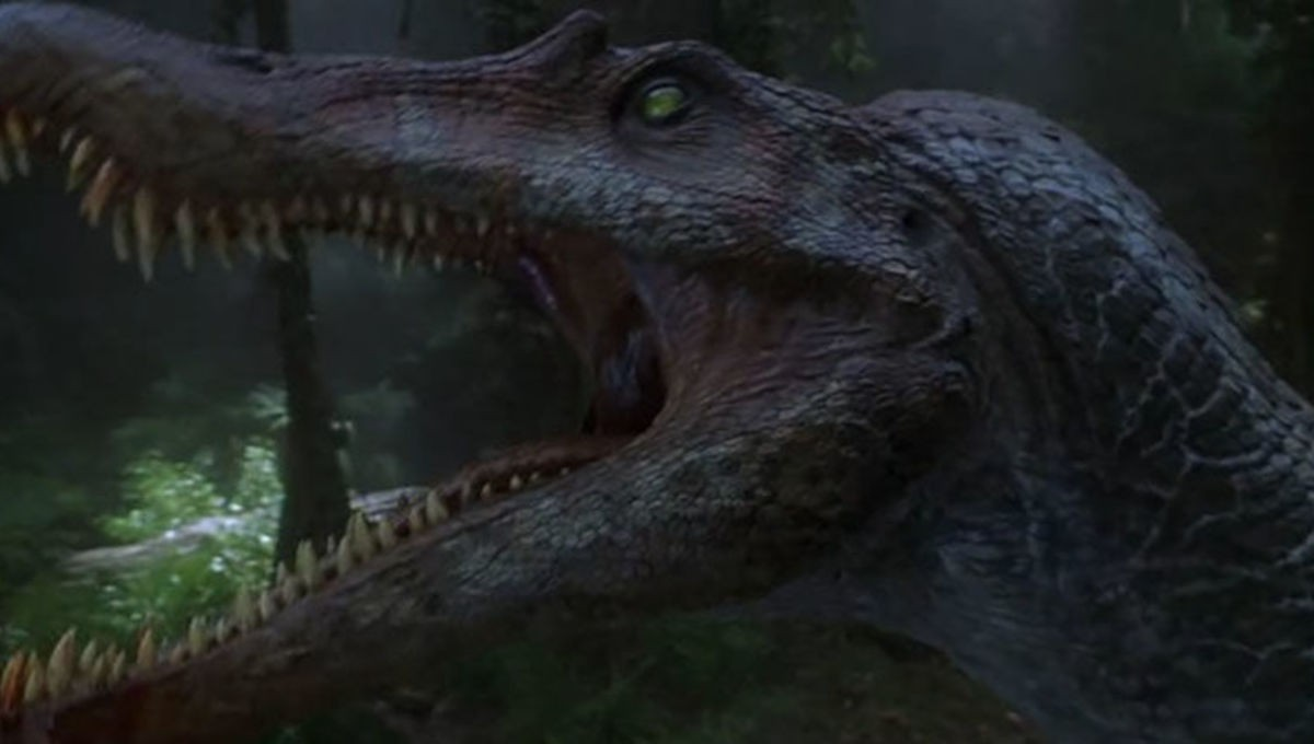 Jurassic Park : Dinosaure - profil : le spinosaure