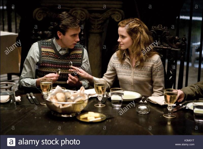 Le Choixpeau magique a parfois du mal à déterminer dans quelle maison doivent aller les élèves. S'il en avait décidé autrement quelles sont les maisons dans lesquelles auraient pu se trouver Hermione et Neville ?