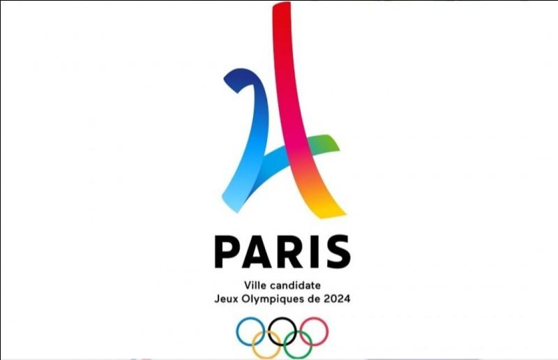 En quelle année vont avoir lieu les Jeux olympiques de Paris ?
