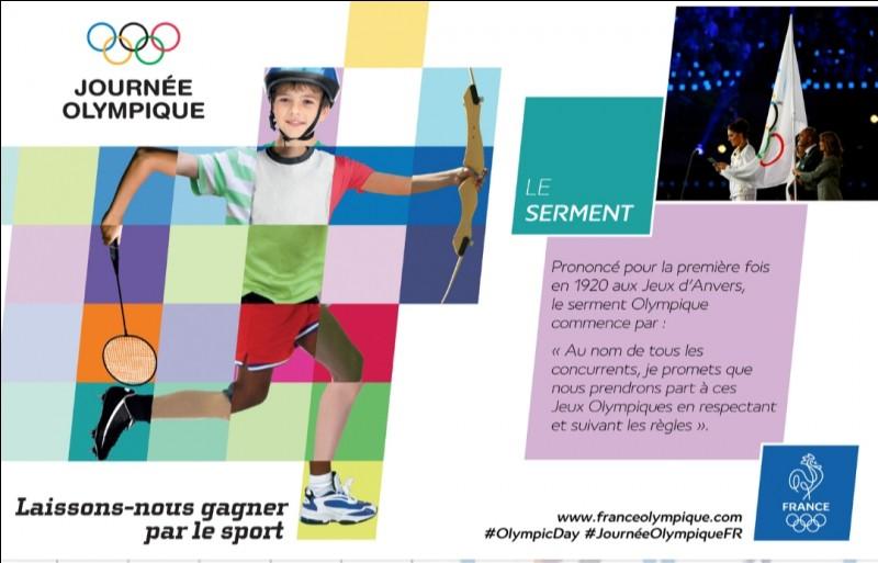 Quel sport ne participe pas aux Jeux olympiques ?