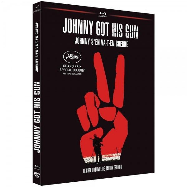 """Johnny s'en va-t-en guerre"" est un film signé Dalton Trumbo."