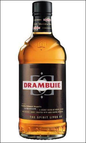 Quel est le pays d'origine du Drambuie ?