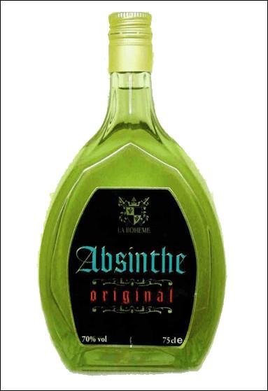 Quel est le pays d'origine de l'absinthe ?