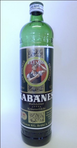Quel est le pays d'origine de la liqueur Kabanes ?
