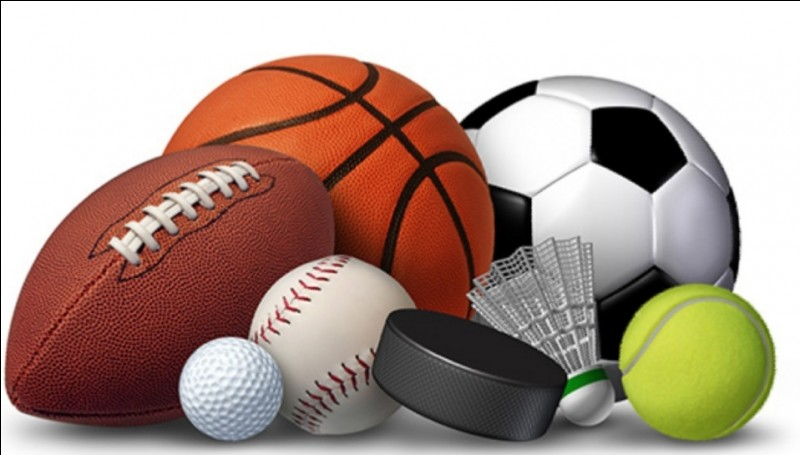 Ton sport favori est :