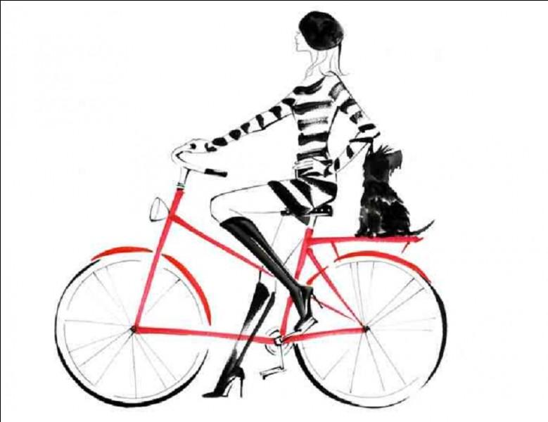 """En l'honneur de qui le vélo a pris le surnom de """"petite reine"""" ? (Soyez logiques)"""