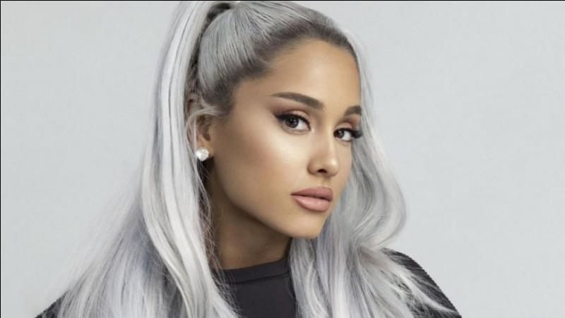 Quel est le nom de famille de Ariana Grande ?