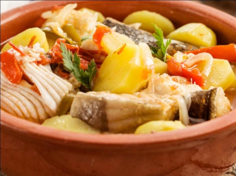 Quel est le pays d'origine de la caldeirada (ragoût de poisson) ?
