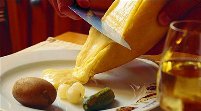 Quel est le pays d'origine de la raclette ?