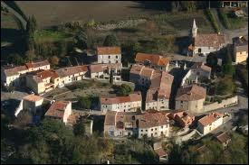 Village Audois, Ferrans se situe dans l'ancienne région ...