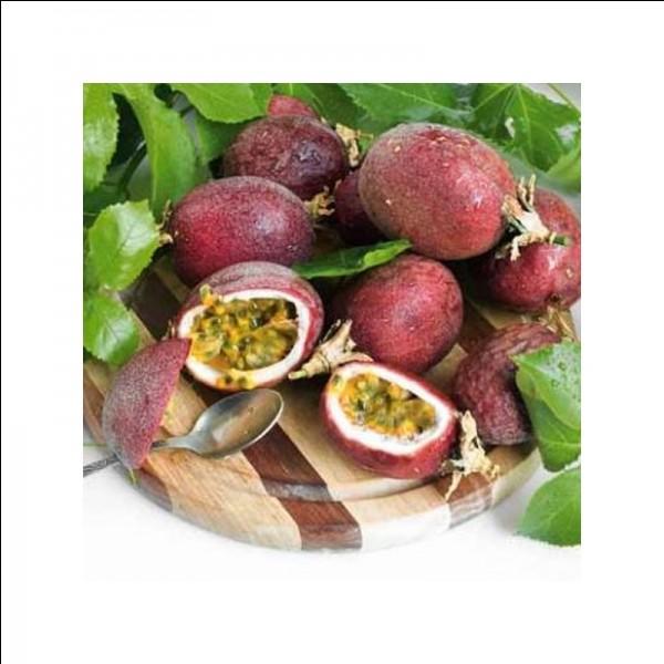 Quel est ce fruit originaire d'Amérique du Sud ?