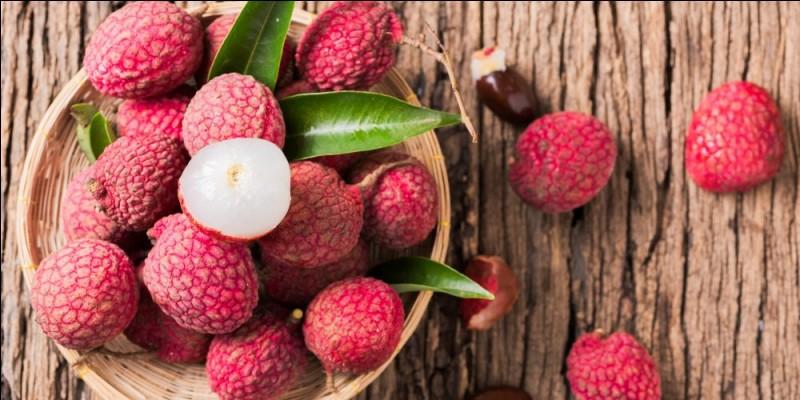 Avez-vous reconnu ces fruits exotiques à chair blanche et très agréable au goût ?