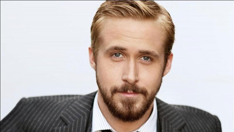 Parmi ces films, dans lequel peut-on voir l'acteur Ryan Gosling ?