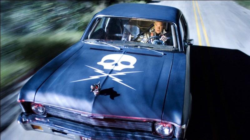Dans quel film peut on voir cette voiture ?