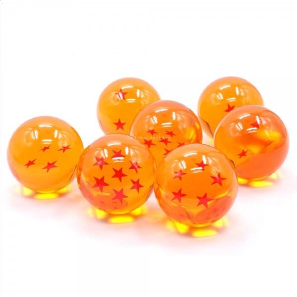 Quel est le nom de la Dragon Ball à 4 étoiles ?