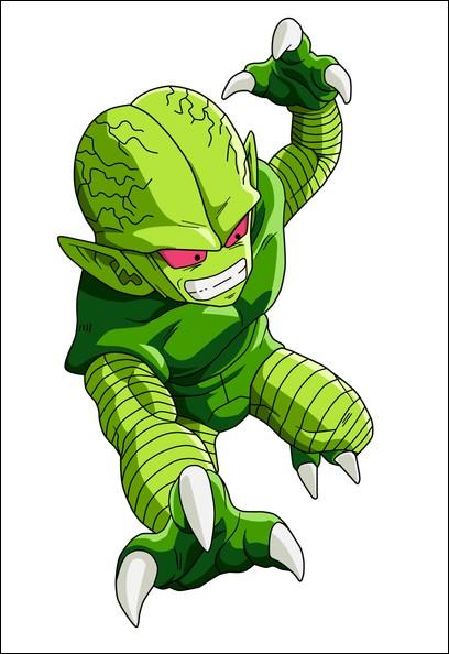 Combien de Saibaimen combattent la Z team avant que Goku arrive ?