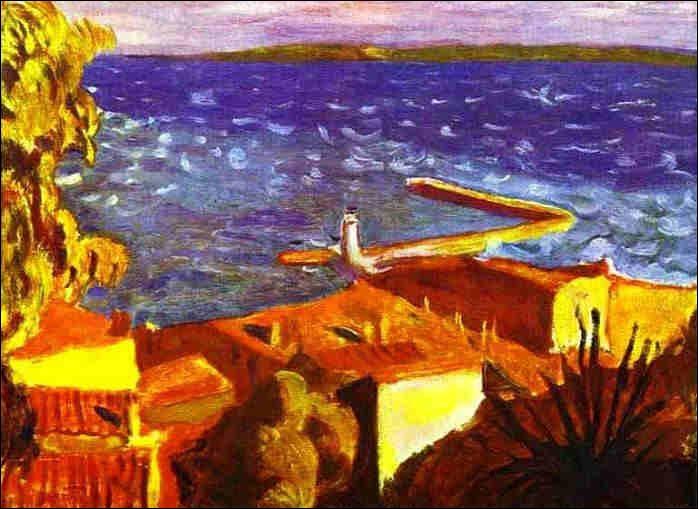 """À qui appartient cette peinture de """"Saint-Tropez"""" ?"""