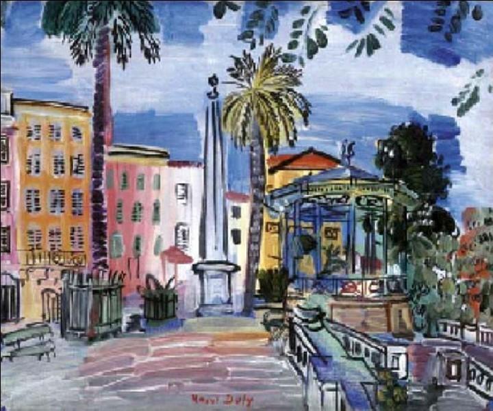 Les peintres dans le Var