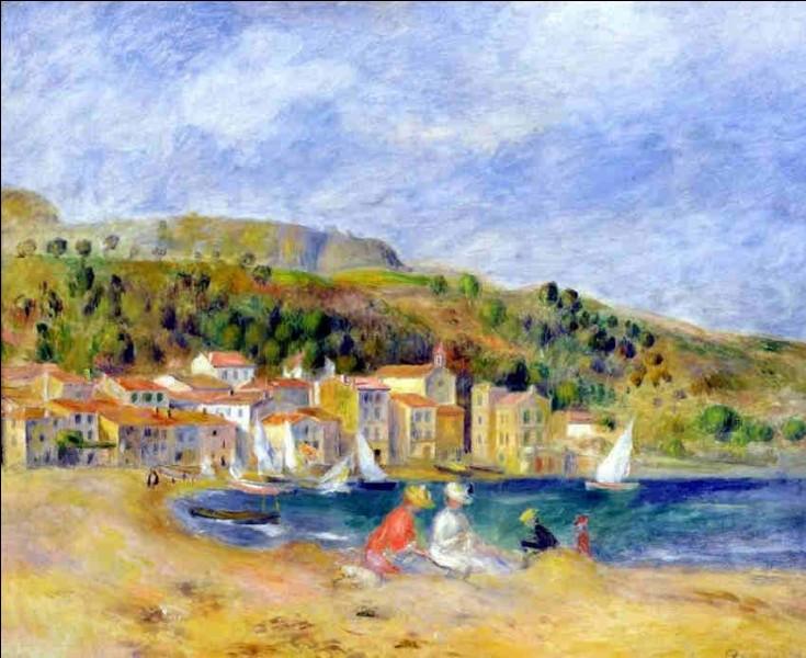 """Qui est l'artiste ayant peint """"Le Lavandou"""" ?"""