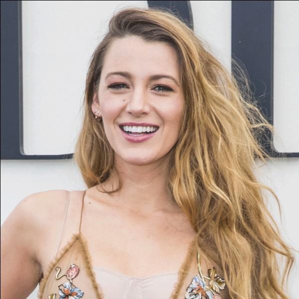 Dans quel pays la célèbre actrice Blake Lively a-t-elle vu le jour ?
